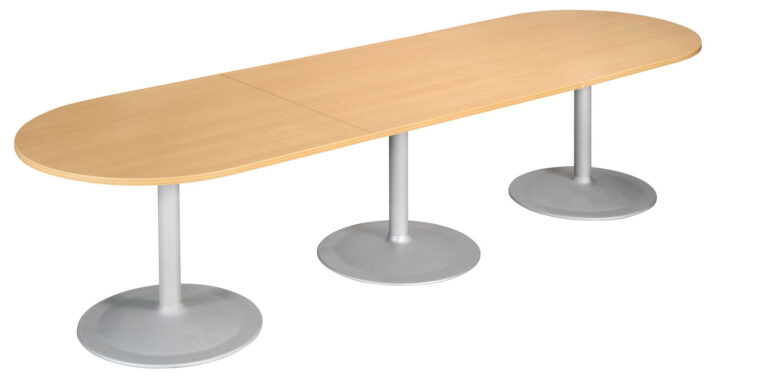 Tables Meeting modulaires Pieds Tulipes