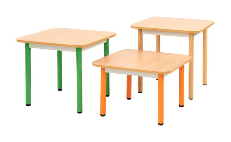 Tables EVOLUTI'V          (petite enfance)