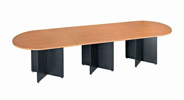 Tables Meeting modulaires Pieds Croix