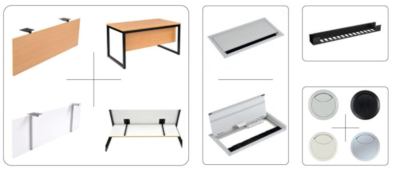 Accessoires Tables office & office Pro