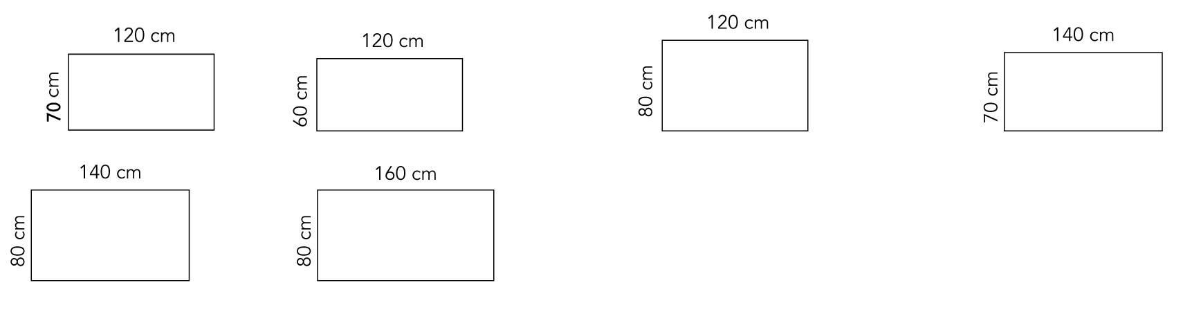 Tables pliantes multiusages